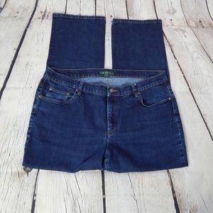 LRL Lauren Ralph Lauren Jeans Co. Jeans 20W